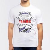 "Футболка мужская ""If your name is Yaromir, you are pretty…"""