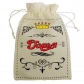 """Мешочек для подарка с именем """"Дарья"""""""