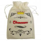"""Мешочек для подарка с именем """"Доминика"""""""
