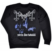 "Свитшот ""Mayhem - De Mysteriis Dom Sathanas"""