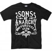 "Футболка ""Sons of Anarchy"""