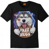 "Футболка подростковая ""Free Hugs"""