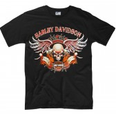 "Футболка ""Harley-Davidson"" (logo)"