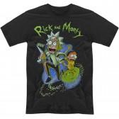 """Футболка """"Rick and Morty"""""""