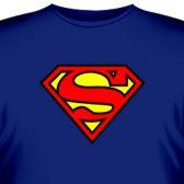 "Футболка ""SuperMan"" супермен"