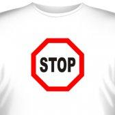 """Футболка """"STOP"""""""