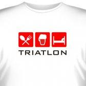 """Футболка """"Triatlon"""""""