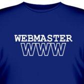 "Футболка ""Webmaster WWW"""