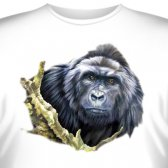 Футболка Art_Brands «Gorilla» (Горилла, 11697)