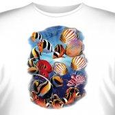 Футболка Art_Brands «Tropic Fish» (Тропические рыбы, 10839)