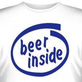 """Футболка """"Beer Inside"""""""
