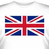 "Футболка ""Британский флаг"""