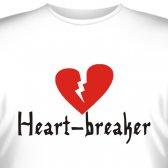 """Футболка """"Heart-Breaker"""""""