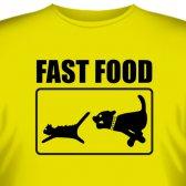 """Футболка """"Fast-Food"""""""