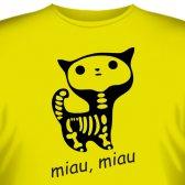 "Футболка ""Miau, miau!"""