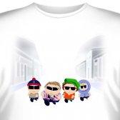 """Футболка """"South Park (Южный Парк) -1"""""""