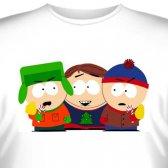 """Футболка """"South Park (Южный Парк) -7"""""""
