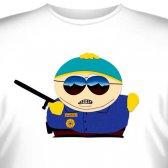 """Футболка """"Южный Парк (Eric Cartman) -2"""""""