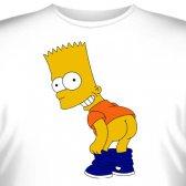 """Футболка """"Bart Simpson -5"""""""