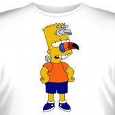 """Футболка """"Bart Simpson -6"""""""