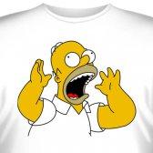 """Футболка """"Homer Simpson -4"""""""