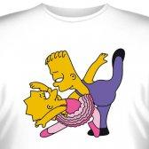 """Футболка """"Lisa Simpson -2"""""""