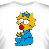 """Футболка """"Lisa Simpson -4"""""""