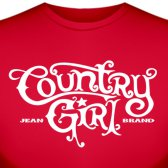 """Футболка """"Country Girl"""" (1)"""