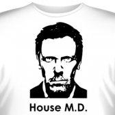 """Футболка """"HOUSE M.D. (Доктор Хаус)"""""""