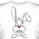 "Футболка ""Кролик"""