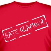 """Футболка """"Hate Glamour"""""""