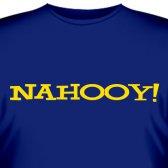 """Футболка """"NAHOOY!"""""""