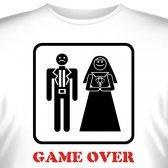 """Футболка """"Game Over"""""""