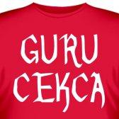 "Футболка ""GURU CEKCA"""
