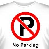 """Футболка """"No Parking"""""""