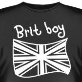 "Футболка ""Brit Boy"""