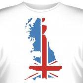 "Футболка ""Великобритания"""