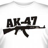 """Футболка """"АК-47"""" 1"""
