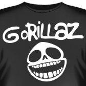 """Футболка """"Gorillaz"""""""