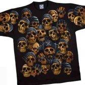 """Футболка """"Pirate Skulls"""" (США)"""