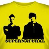 """Футболка """"SuperNatural (Сверхъестественное)"""""""