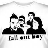 "Футболка ""Fall Out Boy"""