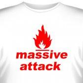 """Футболка """"Massive Attack"""""""
