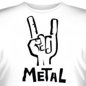 "Футболка ""Metal"""