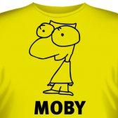 """Футболка """"Moby"""""""