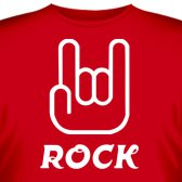 "Футболка ""Rock"""