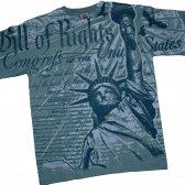 "Футболка ""Bill Of Rights"" (США)"