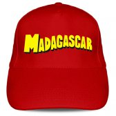 Кепка «Madagaskar»