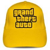 Кепка «Grand Theft Auto»