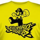 """Футболка """"Super Mario (Супер Марио)"""" 1"""